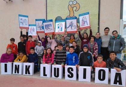 CERMIN y la Ikastola Íñigo Aritza de Alsasua trabajan en común para favorecer la educación inclusiva