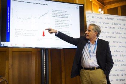"""Losada (IH Cantabria) alerta que el cambio climático """"amenaza nuestra existencia y economía"""""""