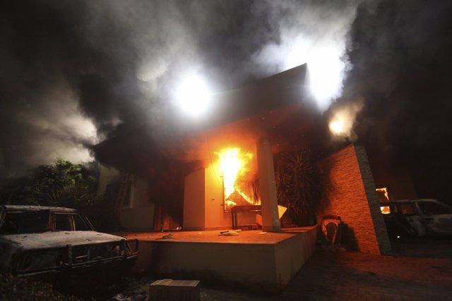 Ataque contra el consulado de Estados Unidos en Benghazi