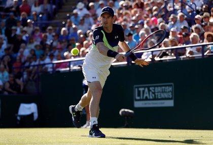 Murray sigue sin ganar tras su lesión y Ferrer se despide de Eastbourne