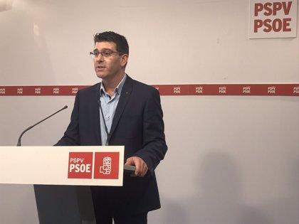 El PSOE suspende de militancia al presidente de la Diputación de Valencia Jorge Rodríguez