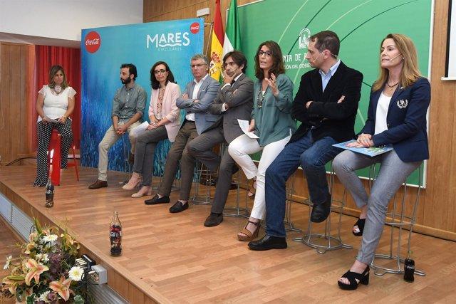 Presentación de la iniciativa Mares Circulares en Andalucía
