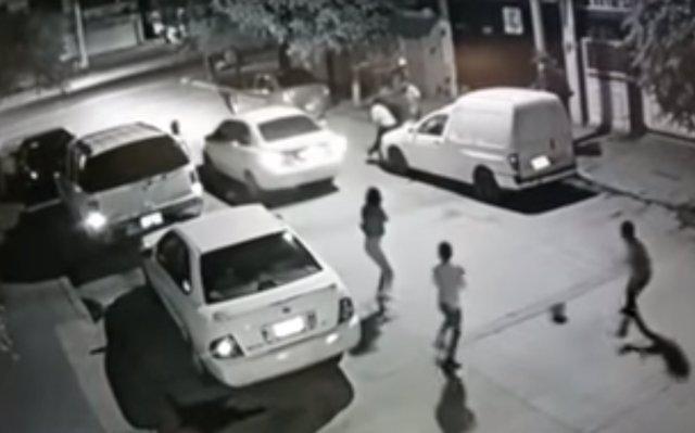 Crimen en México