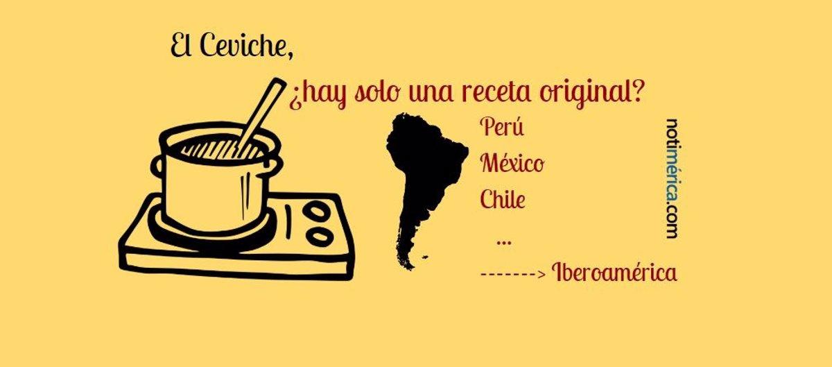 Hay Una Sola Receta Original Del Ceviche Peruano