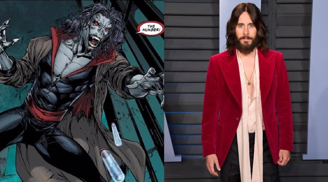 Morbius y Jared Leto