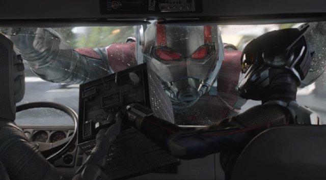 Ant-Man y la Avispa y las primeras reacciones y las primeras críticas