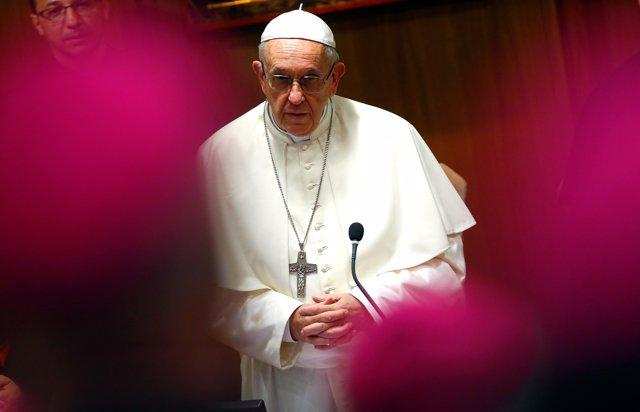 Papa Francisco aceptó renuncias de obispos Alejandro Goic y Horacio Valenzuela