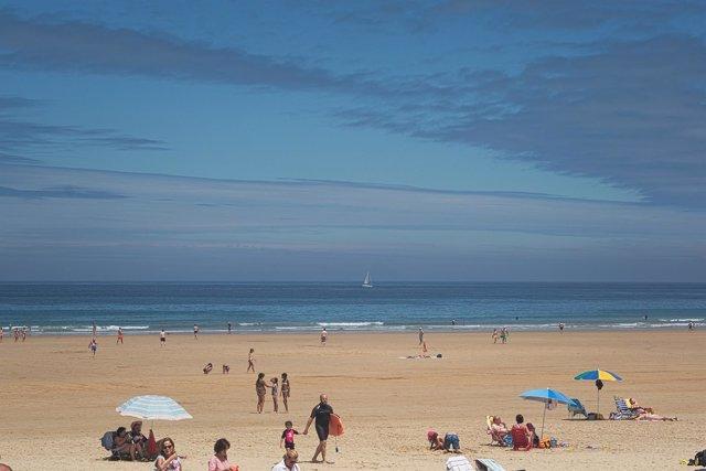 Playa, ahogamiento, equipos de socorrismo