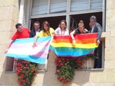 """Foto: Logroño reivindica la """"libertad"""" y la """"igualdad"""" en una """"ciudad de todos"""" en el Día del Orgullo LGTBi+"""