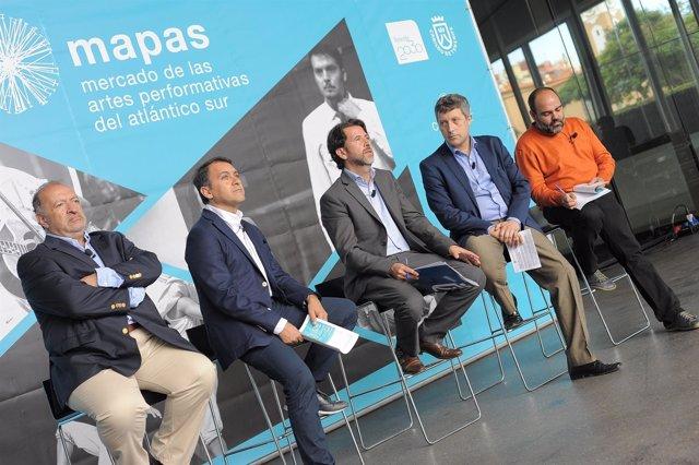 Resultado de imagen de MAPAS llega a Tenerife con 164 agrupaciones artísticas, 143 programadores y 56 actuaciones