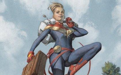Así cambiará Capitana Marvel el Universo Cinematográfico Marvel