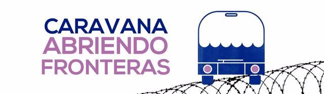 Caravana 'Abriendo Fronteras'