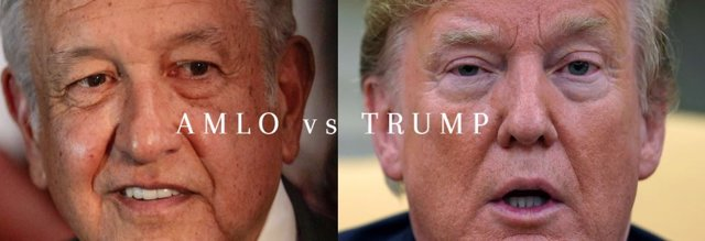AMLO VS TRUMP