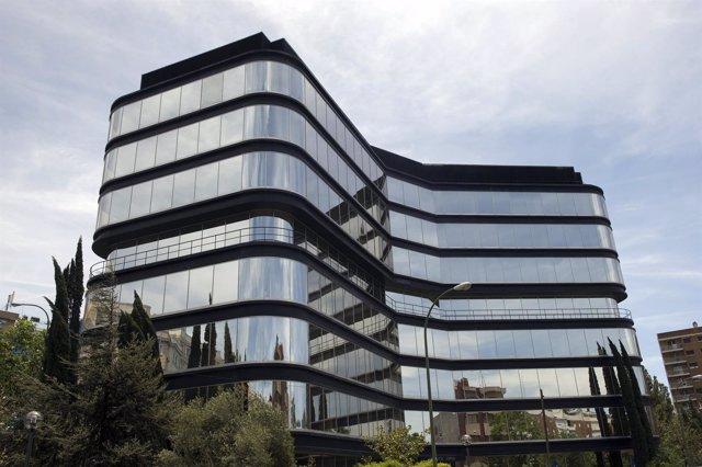 Edificio sede de la CNMV en Madrid