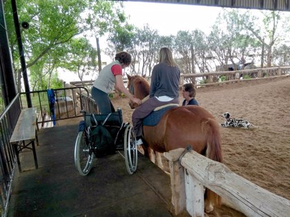 Beneficios de montar a caballo para las personas con discapacidad