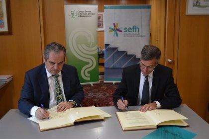 CGCOF y los farmacéuticos hospitalarios desarrollarán la recertificación periódica y voluntaria de los profesionales