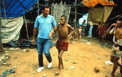 """ONG alerta de las consecuencias """"catastróficas"""" de la epidemia de sarampión que azota un pueblo indígena de la Amazonia"""