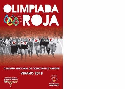 La Federación Española de Donantes de Sangre lanza su campaña nacional de donación en verano
