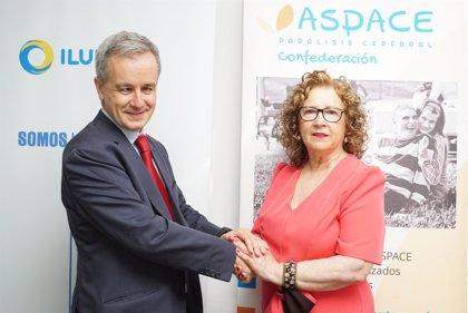 Ilunion Salud asesorará a la Confederación Aspace en productos de apoyo y ortopedia