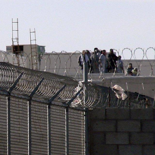 Motín en la cárcel de Ciudad Juárez