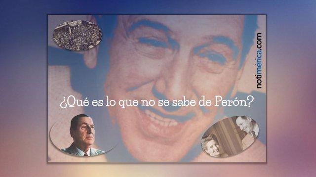 Lo que no se sabe de Perón