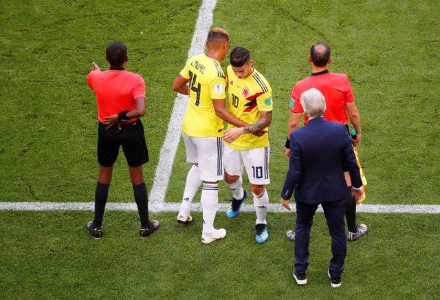 Soccer Football - World Cup - Group H - Senegal vs Colombia - Samara Arena, Sama
