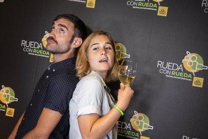 """Jon Plazaola y Nadie de Santiago presentan la nueva edición del festival """"Rueda con Rueda"""""""