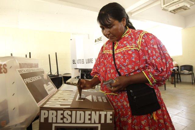 Elecciones en Ciudad Juárez, México