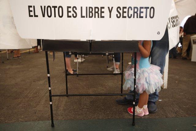 Elecciones en Ciudad de México