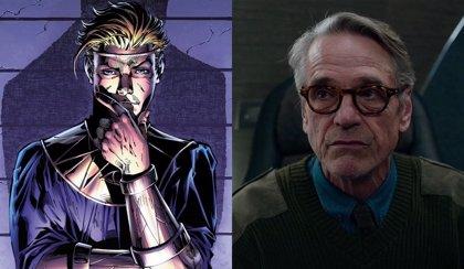 ¿Encarnará Jeremy Irons a Ozymandias en la serie de Watchmen?