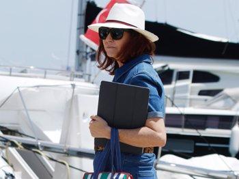 Foto: Ana Rosa Quintana, comienza las vacaciones en Ibiza con su marido Juan Muñoz