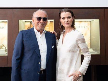 Alejandra Rojas, la guapa embajadora de la exclusiva marca de joyería Roberto Coin