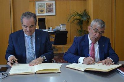 Farmacéuticos y 'Farmacéuticos sin Fronteras' se unen para impulsar cooperación internacional de colectivos vulnerables