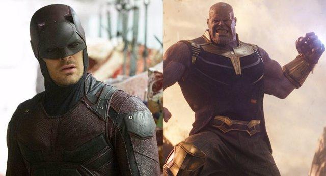 Versión Extendida para Avengers Infinity War en DVD y Bluray