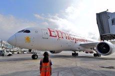 Ethiopian Airlines connecta Barcelona amb Addis Abeba (Etiòpia) amb quatre vols setmanals (ETHIOPIAN AIRLINES)