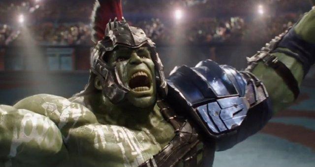 Hulk en Vengadores 4
