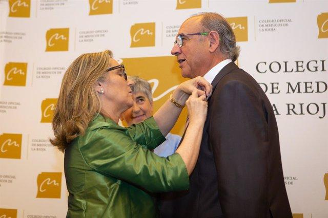 El expresidente de la OMC Juan José Rodríguez Sendín