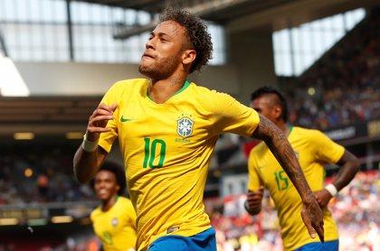 """Neymar: """"Los mexicanos hablaron de más y se fueron para casa"""""""