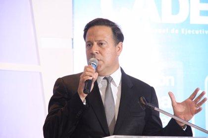 """Juan Carlos Varela asegura que el país ostenta una """"economía sana"""""""