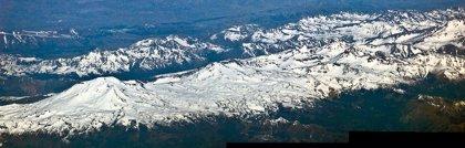 Científicos de Chile alertan de una posible erupción en los Nevados de Chillán
