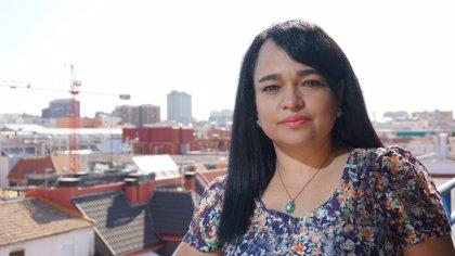 Patricia Méndez, la hondureña que con su lucha por el cambio climático se hizo un hueco en un mundo de hombres