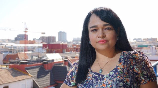 Líder Indígena Patricia Méndez