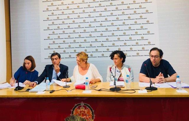 Valladolid.- Comisión extraordinaria Meseta Ski