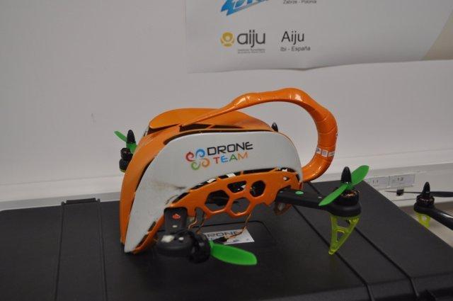 AIJU desarrolla una plataforma para crear drones