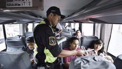 Rescatan a siete cubanos víctimas de una red de tráfico de personas en Perú
