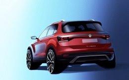 Nuevo modelo T-Cross de Volkswagen