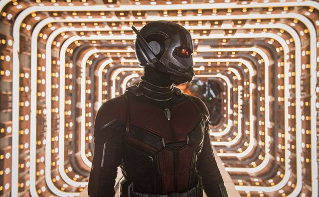 Fotograma de Ant-Man y la Avispa