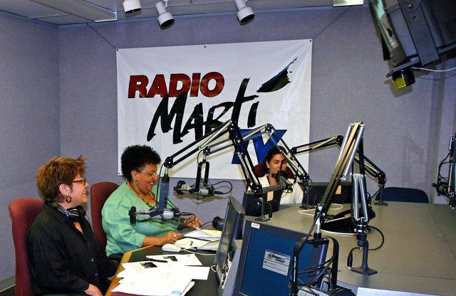 Radio_Martí_broadcast_studio