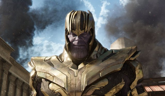 Origen de Thanos