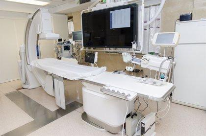 El H. Gregorio Marañón incorpora un equipo de cardiología intervencionista con un manejo similar a una 'app'